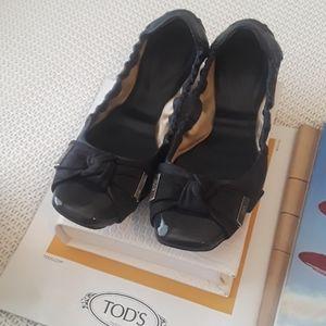 Tods Ballerina Flats